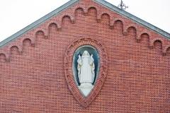 Ensemble paroissial Sainte-Thérèse - Français:   Église Sainte-Thérèse. (Nantes, Loire-Atlantique, Pays de la Loire, France)
