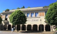 Musée Salies - Français:   Musée de Bagnères-de-Bigorre (Hautes-Pyrénées)