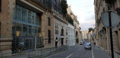 Ancien hôtel particulier de Roland Bonaparte - Français:   rue Fresnel