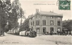 Ancienne abbaye de Clairvaux - Français:   Clairvaux (Aube) - Hotel Judey (R. Rale, phot. Bar-sur-Aube)
