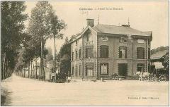 Ancienne abbaye de Clairvaux - Français:   Clairvaux - Hotel Saint-Bernard - Collection A. Judey, Clairvaux