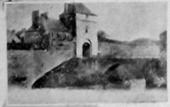 Enceinte - Français:   parties disparues lors de la grande guerre de Mézières.