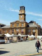 Hôtel de ville - Français:   Charleville-Mézières (Ardennes, France); mairie de Charleville.