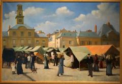 Hôtel de ville - Français:   par philippe Georges Bernym .