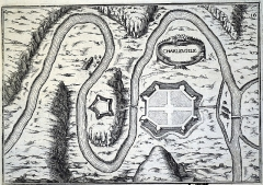 Remparts - French cartographer, architect and author