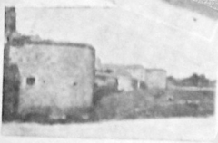 Remparts - Français:   parties disparues lors de la grande guerre de Mézières.