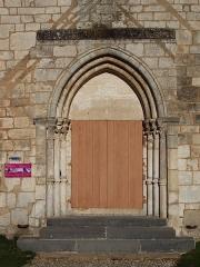Eglise Saint-Martin - Français:   Église Saint-Martin de Vendresse (Ardennes, France)