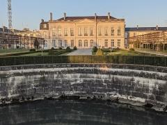 Hôtel des Intendants de Champagne - Français:   Hôtel des Intendants de Champagne, actuelle préfecture de la Marne, vu en mars 2021.