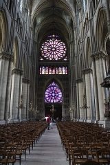 Cathédrale Notre-Dame - This building is indexed in the base Mérimée, a database of architectural heritage maintained by the French Ministry of Culture, under the reference PA00078776 .