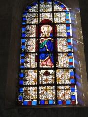 Eglise Saint-Martin - Français:   Doulaincourt, église Saint-Martin, vitrail 06