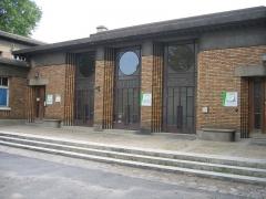 Ecole nationale vétérinaire -  Service de pathologie médicale des carnivores et des équidés de l'école vétérinaire de Maisons-Alfort construit en 1934 (le fichier est improprement désigné) de style art déco
