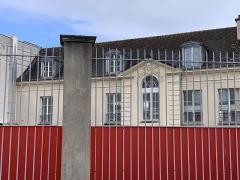 Hôtel particulier - Français:   Hôtel particulier, 1 rue Édouard Tremblay, Vitry-sur-Seine.