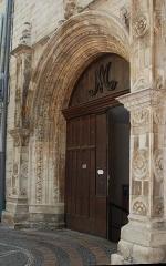 Eglise Notre-Dame-de-Romigier - Deutsch:   Notre Dame de Romigier in Manosque, (France ). HDR-Fotografie.