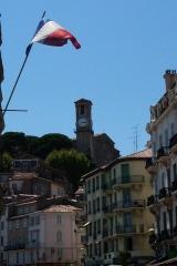 Tour du Suquet, chapelle Sainte-Anne et église Notre-Dame-de-l'Espérance -  Cannes