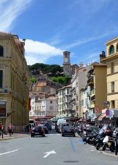 Tour du Suquet, chapelle Sainte-Anne et église Notre-Dame-de-l'Espérance -  Local flavor, sights around Cannes