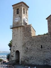 Tour du Suquet, chapelle Sainte-Anne et église Notre-Dame-de-l'Espérance -  Eglise Notre Dame Esperance, Cannes