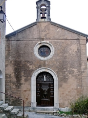 Chapelle Notre-Dame-de-l'Olivier - Français:   Chapelle Notre-Dame-de-l'Olivier de Figanières