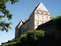 Château - Français:   Château de Hautefort (Classement)