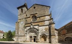 Eglise Saint-Dominique - Français:   Façade de l\'église