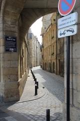 Immeuble - Français:   Immeuble (Inscrit),  Rue de la Tour-du-Pin
