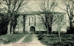 Château de Théobon (ensemble) - English:   Chateau Theobon  ca 1911