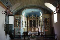 Eglise Saint-Jean-Baptiste - Français:   Diusse - Eglise Saint-Jean-Baptiste