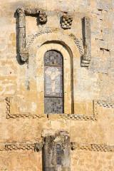 Eglise saint-Pierre - Français:   Simacourbe - Eglise Saint-Pierre