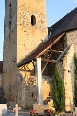 Eglise de l'Assomption de la Bienheureuse Vierge Marie de Taron - Français:   Taron - Eglise de l'Assomption de la Bienheureuse Vierge Marie