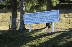 Ancien camp concentrationnaire de Natzweiler-Struthof, actuellement musée des Déportés - Français:   Camp de concentration de Natzwiller-Struthof à Natzwilleren France.