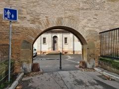 Ancien Hôtel de Rathsamhausen - Français:   Strasbourg: portail de l'ancien hôtel de Rathsamhausen