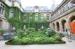 Hôtel Carnavalet - Français:   Musée Carnavalet à Paris en France.