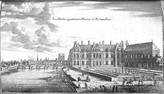 Hôtel - Français:   extrait du ivre de Zeiller.