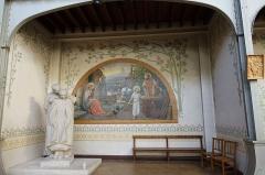 Eglise Notre-Dame-du-Travail -   Saint Joseph @ Notre Dame du Travail @ Paris   Église Notre-Dame-du-Travail, 36 Rue Guilleminot, 75014 Paris, France.