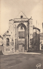 Eglise Saint-Furcy  : partie subsistante - Français:   Carte postale ancienne - Lagny-sur-Marne - Église Saint-Furcy       Public domain Public domain false false       This work is in the public domain in its country of origin and other countries and areas where the copyright term is the author\'s life plus 70 years or fewer.  This work is in the public domain in the United States because it was published (or registered with the U.S. Copyright Office) before January 1, 1926.    This file has been identified as being free of known restrictions under copyright law, including all related and neighboring rights. https://creativecommons.org/publicdomain/mark/1.0/ PDM Creative Commons Public Domain Mark 1.0 false false