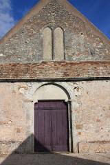 Eglise Saint-Martin - Français:   Mons-en-Montois - Eglise Saint-Martin