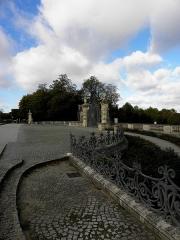 Ancien château - Français:   Ancien château de Noisiel (77).