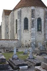Eglise - Français:   Paroy - Eglise Saint-Ferréol et Saint-Maclou