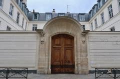 Collège Stanislas - Français:   Hôtel de Narbonne-Pelet, 21 rue de Varenne (Paris, 7e).