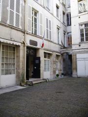 Immeuble et musée Delacroix - English:  Musée Delacroix