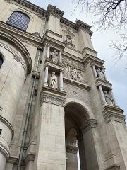 Eglise Saint-Augustin - Français:   Église Saint-Augustin de Paris.