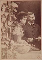 Musée Gustave Moreau - Français:   Jeanne de Sourdeval et Charles Demachy?