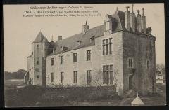 Domaine de Beaumanoir (également sur la commune de Cohiniac) -