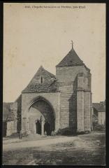 Chapelle Saint-Jacques de Saint-Léon -