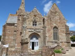 Chapelle de Notre-Dame de la Clarté - English:   Exterior of Chapelle Notre-Dame-de-la-Clarté de Perros-Guirec