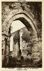 Abbaye de Boquen -