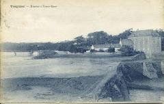 Moulin à marée de Traou Meur, ou moulin à mer -