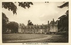 Château de la Ville Huchet -