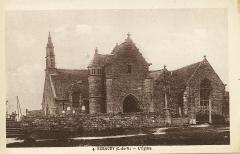 Eglise de Kéraudy -