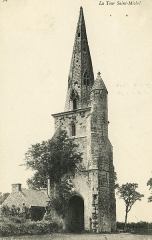 Ancienne église Saint-Michel -