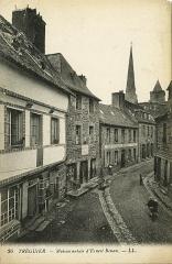 Maison d'Ernest Renan, acutellement musée Renan -